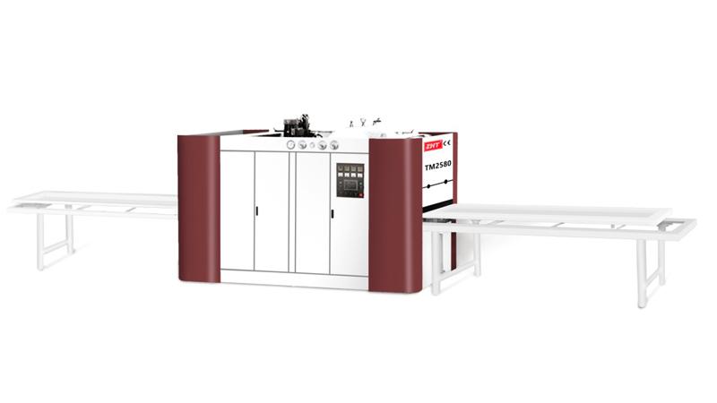 TM2580多功能正负压覆膜压机
